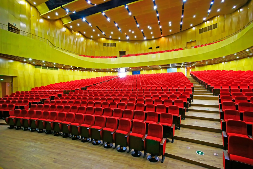 Edmark Auditorium